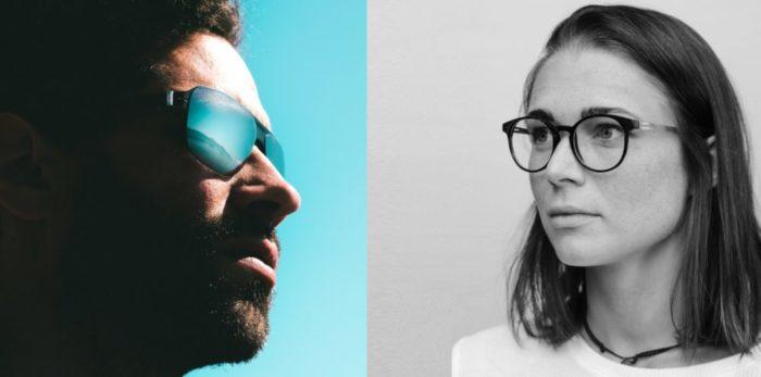 Campagne 2018 lunettes solaire homme et optique femme Von Arkel