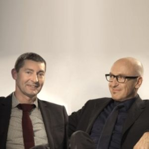 Interview des créateurs de la marque de lunettes Dilem Jérome Colin et Daniek Arnaud