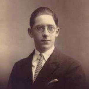 Portrait de Robert François Pinton créateur de la marque de lunettes